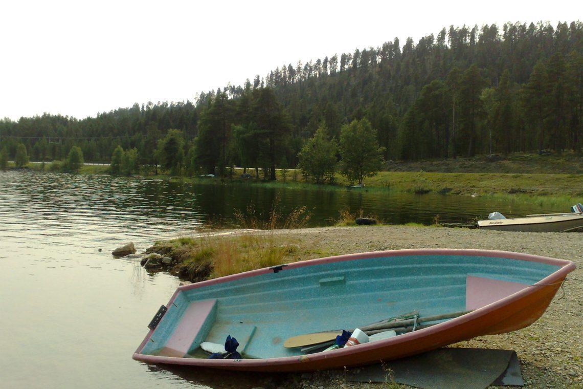 murmansk challenge lakes in finland