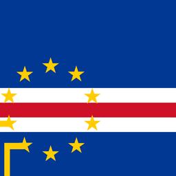 cape verde flag round icon 256
