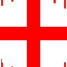 england flag round icon 256