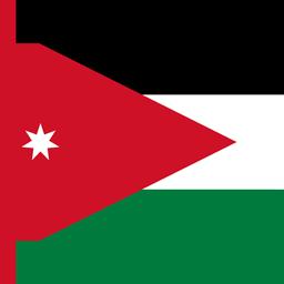 jordan flag round icon 256
