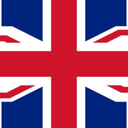 united kingdom flag round icon 256