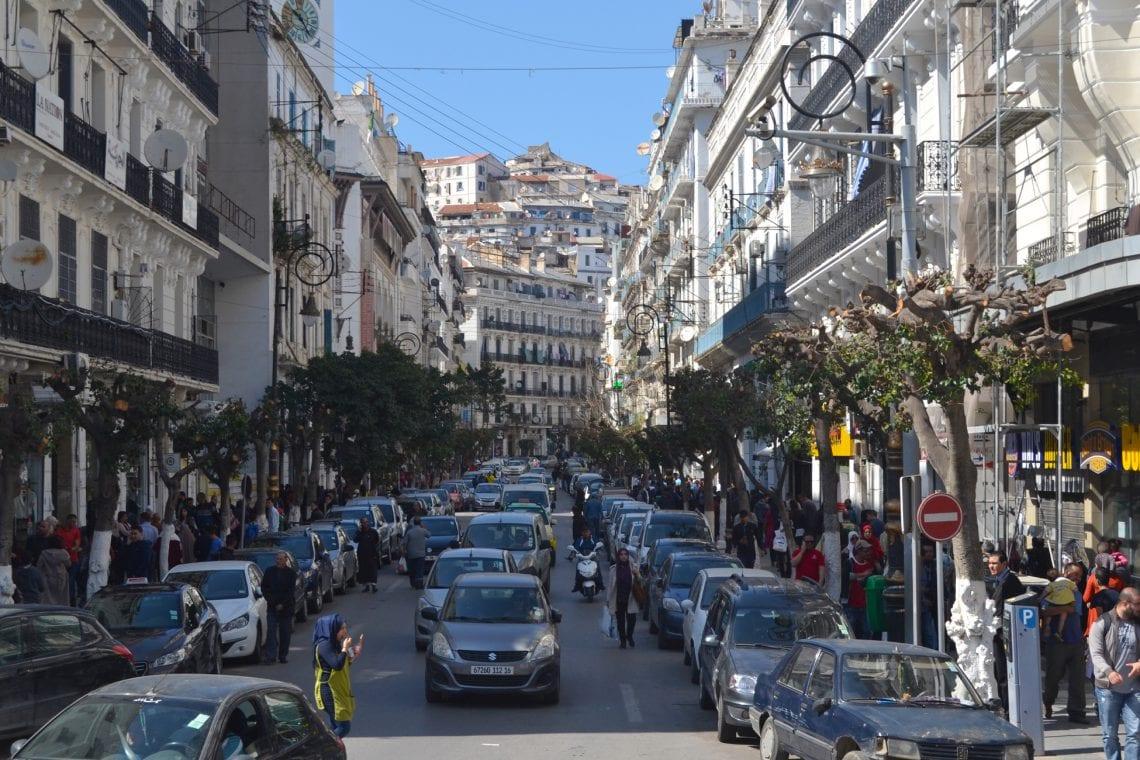 algiers downtown street