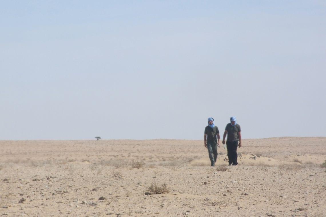 banjul challenge two latvians walking in the sahara