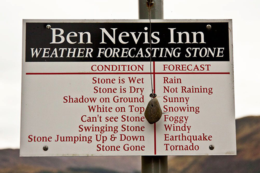 ben nevis how to monitor the weather on ben nevis