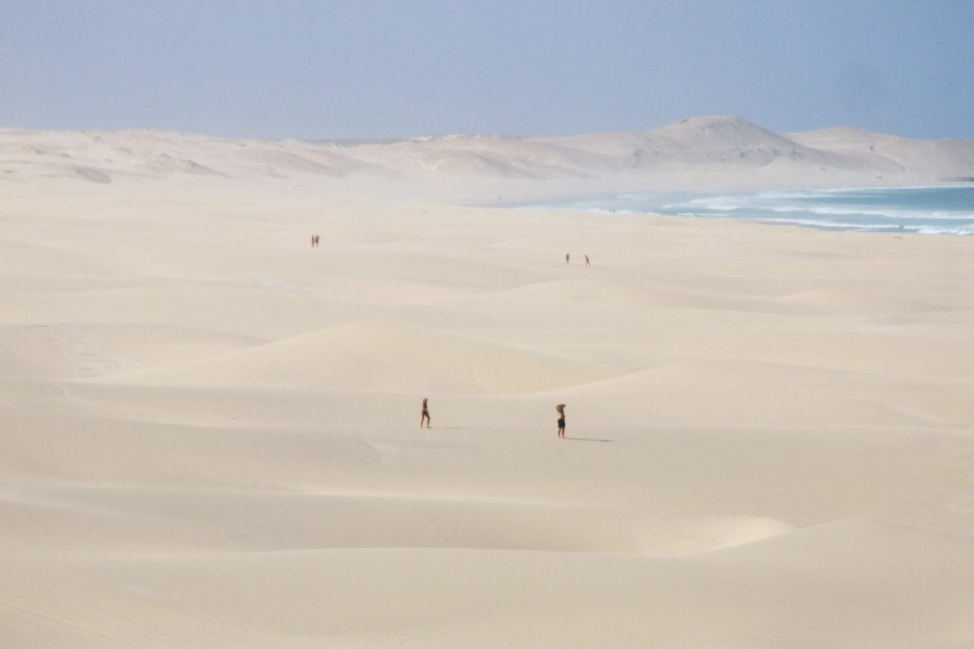 boa vista empty beaches