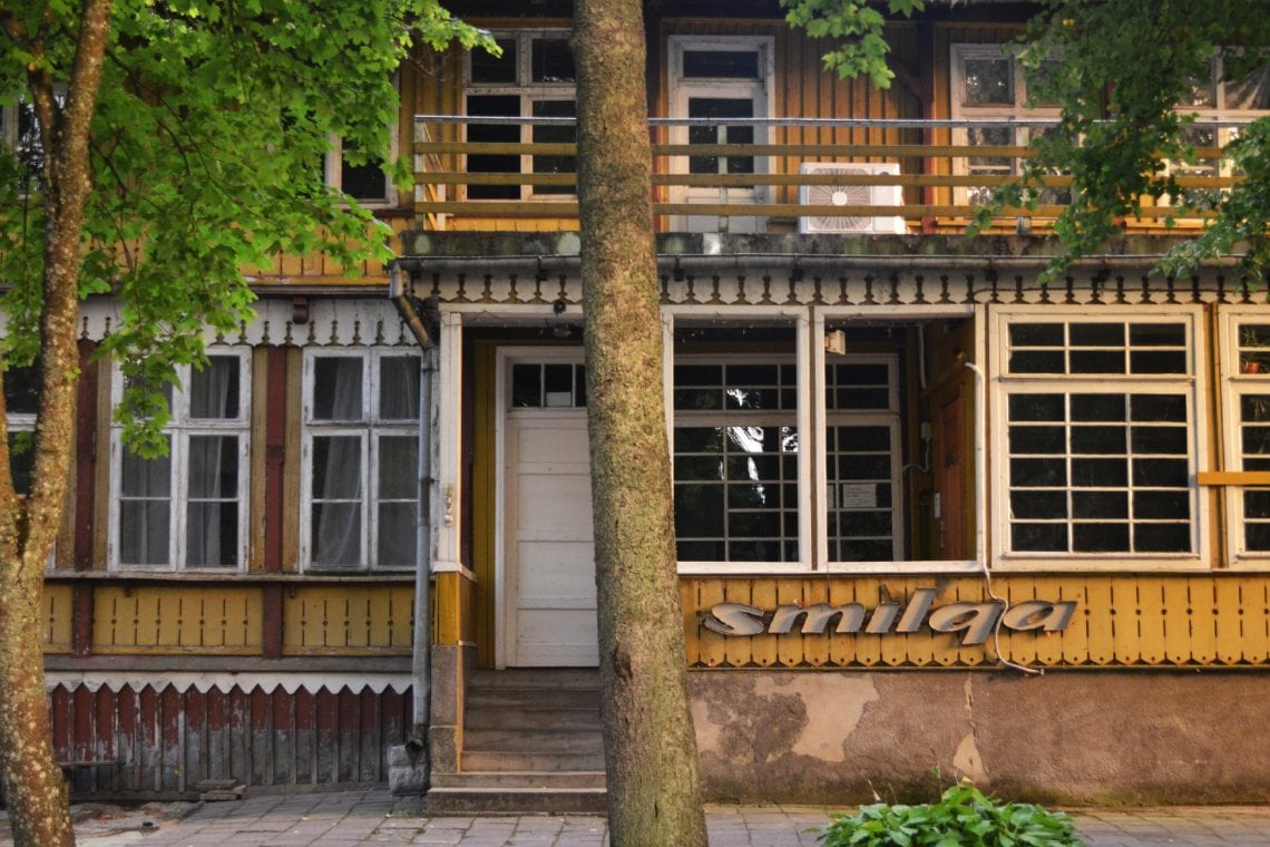 curonian spit our creepy accomodation 3