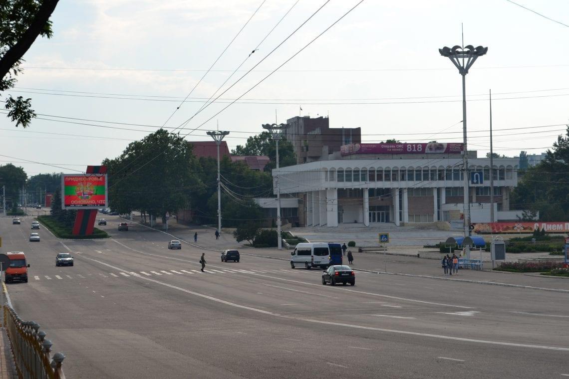 moldova wide bulavards in tiraspol