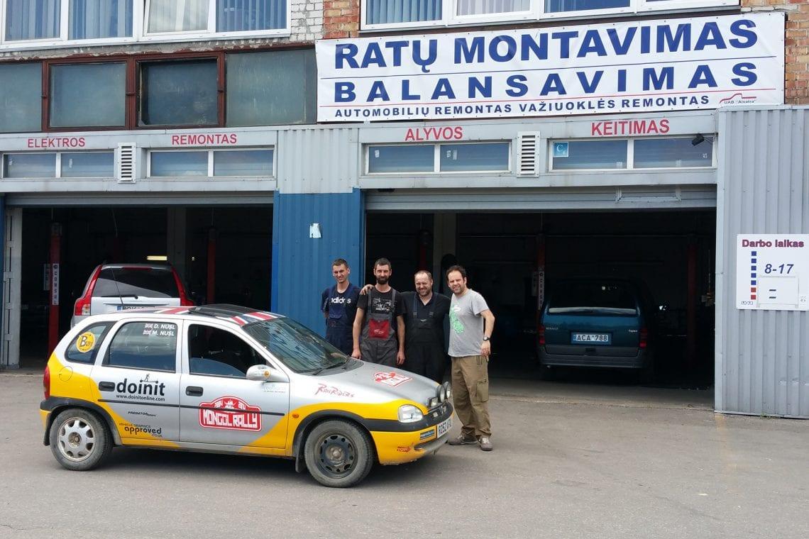 mongol rally epilgue our mechanics