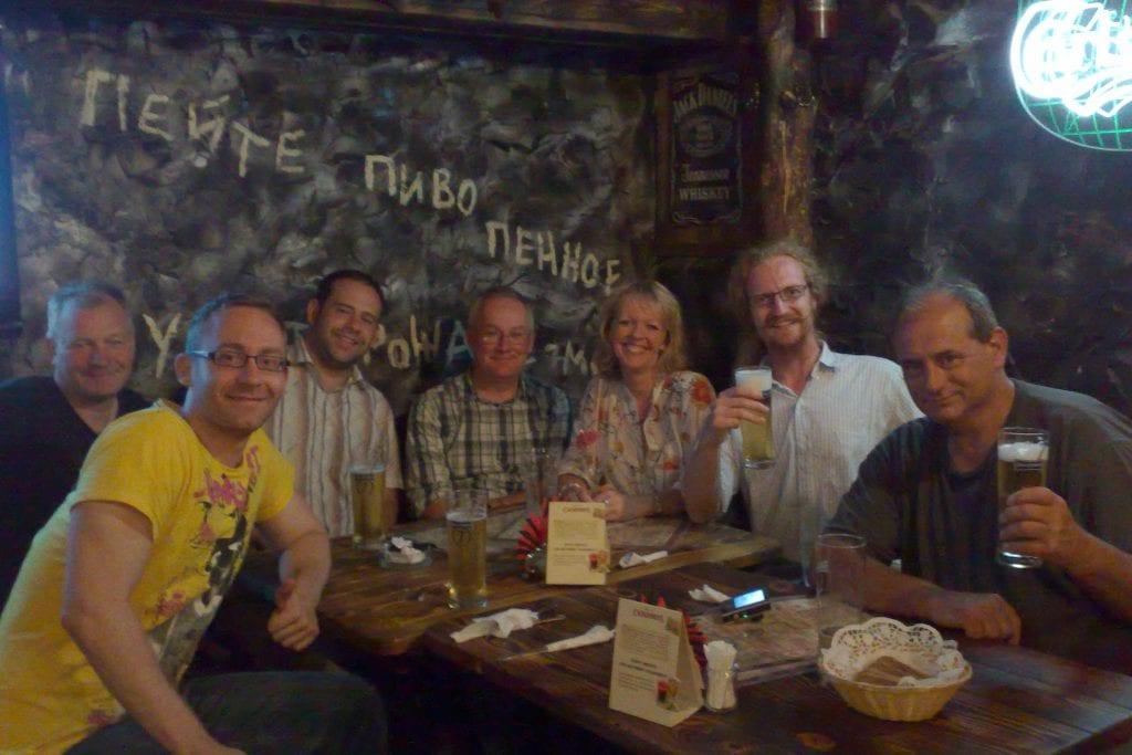 murmansk challenge beers with teams