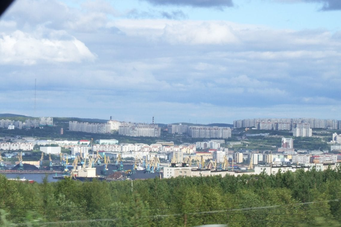 murmansk challenge from the road 2