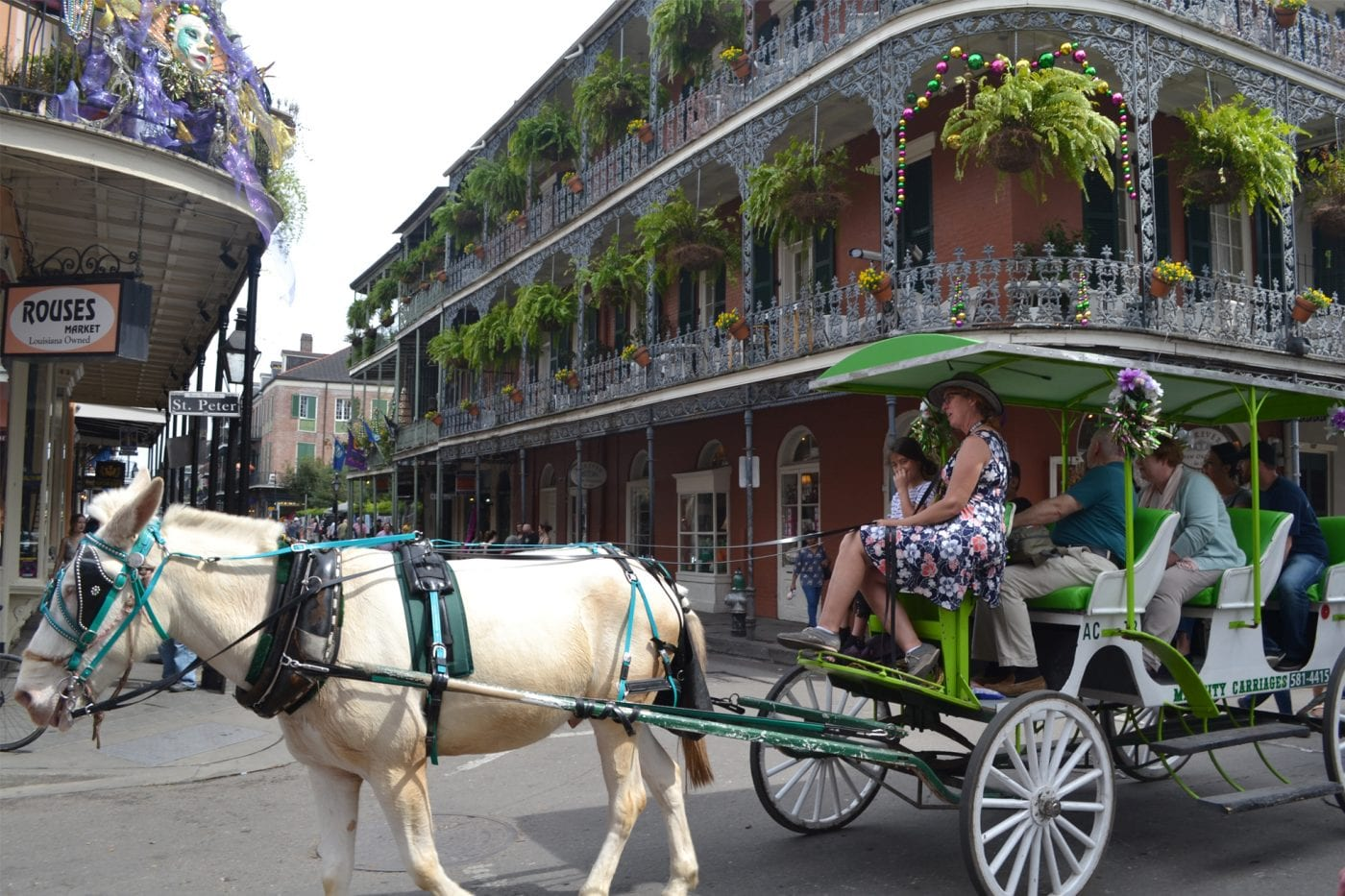 new orleans the labranche house, the most photographed building in nola