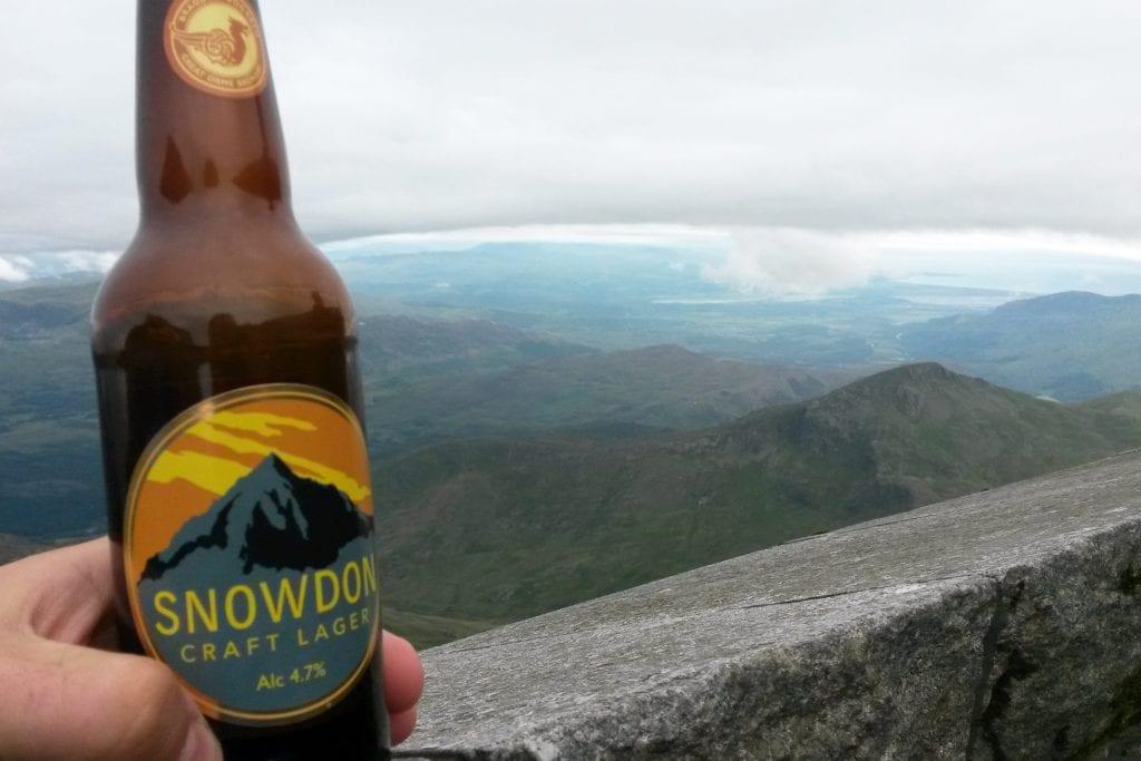 snowdon cheers