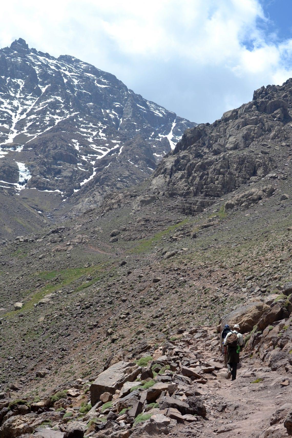 toubkal the trail