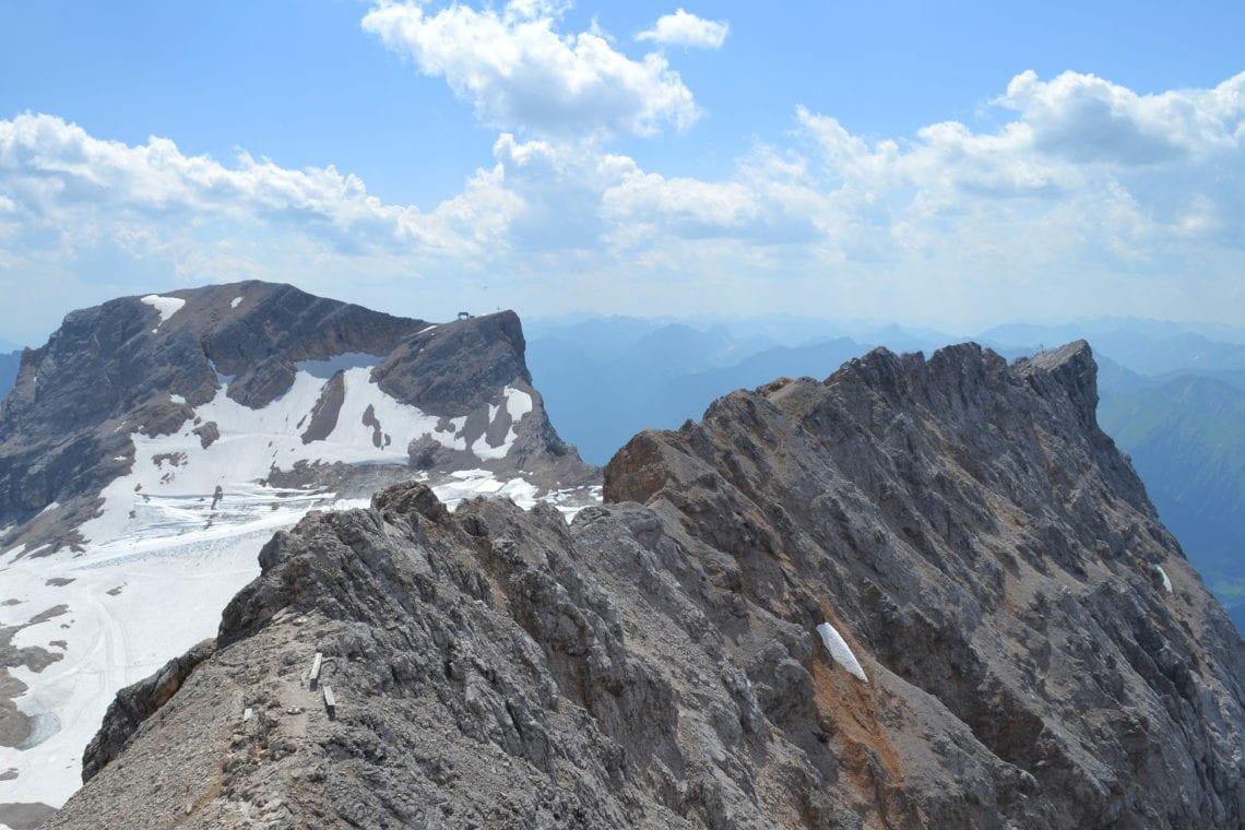 zugspitze ridge