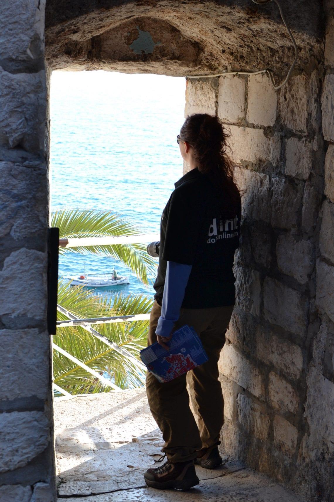 balkan backpack emma exploring dubrovnik