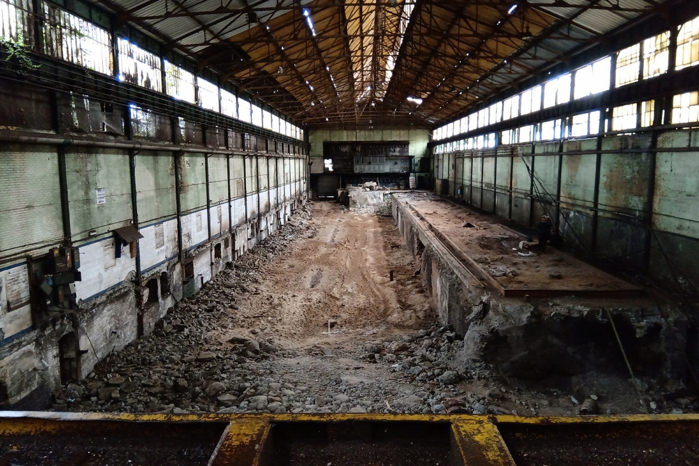 belgium urbex massive industrial site