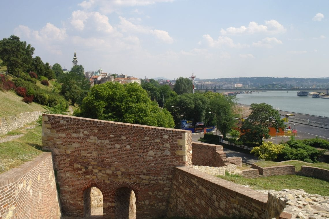 belgrade to budva belgrade fortress 3