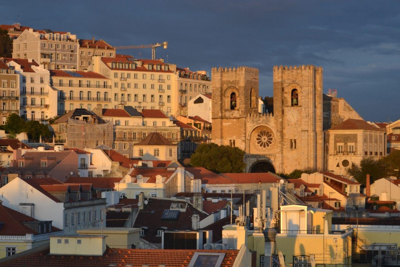 lisbon and porto lisbon cathedral