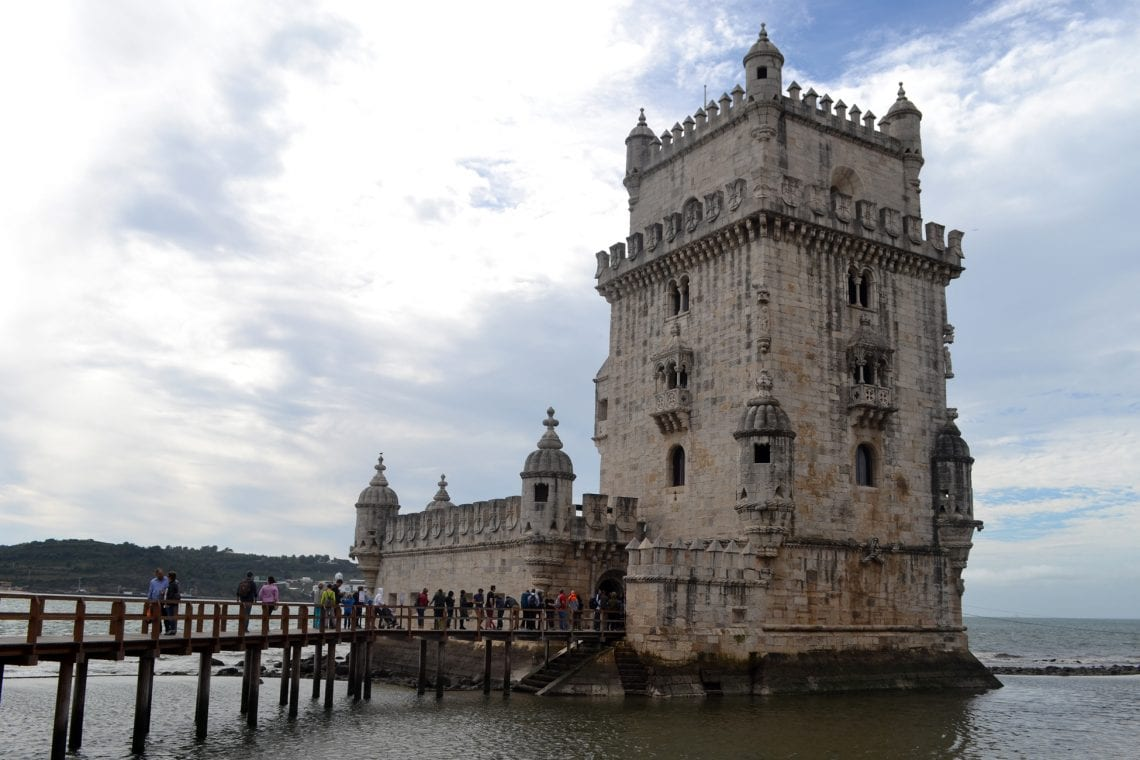 lisbon and porto the belem tower