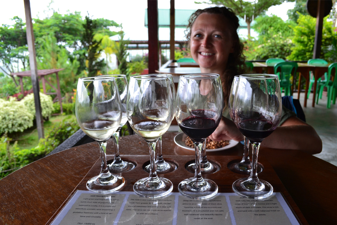 myanmar emma with all the wine