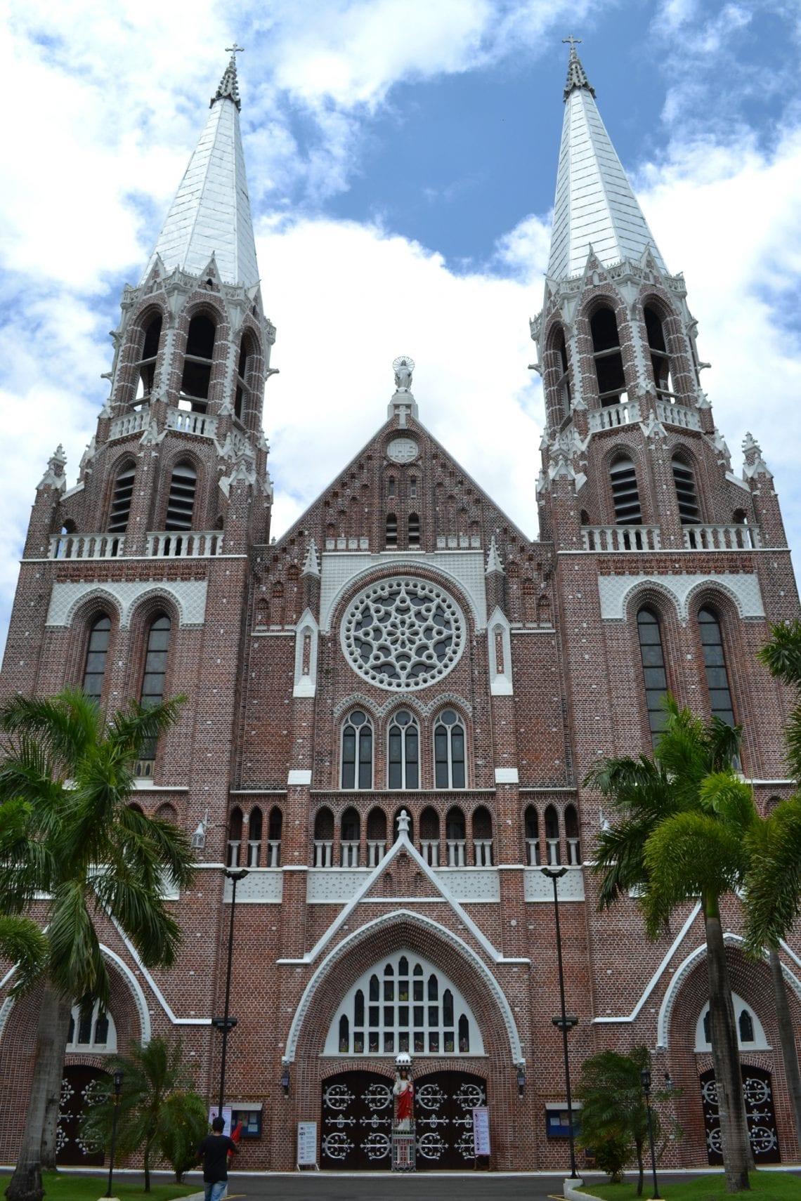 myanmar saint mary catholic church