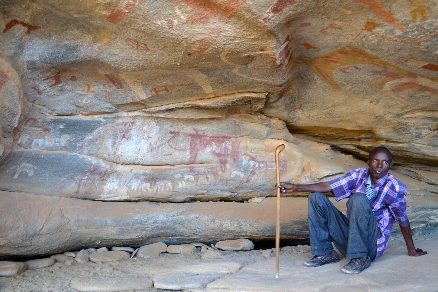somaliland cave paintings