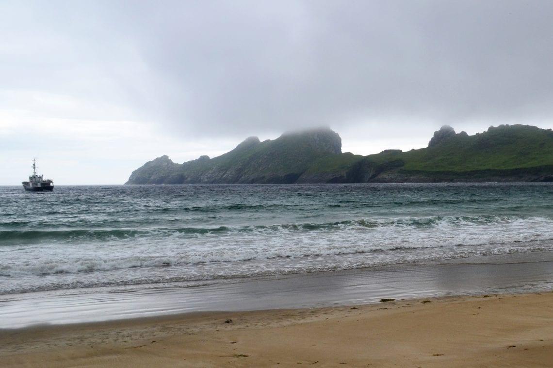 st kilda beach and fog 2