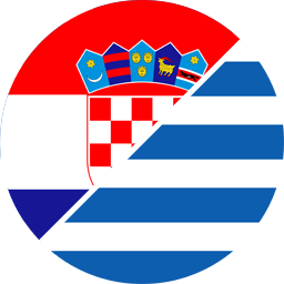 croatia to greece flag round icon 256