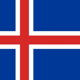 iceland flag round icon 256